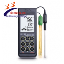 Máy đo pH/ORP cầm tay với CAL Check™ HI9126