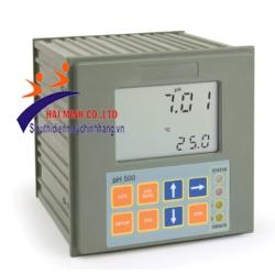 Màn hình điều khiển pH với 1 điểm cài đặt, kiểm soát proportional, đầu ra analog PH500121-2