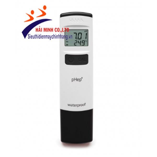 Bút đo pH/Nhiệt độ HI98108