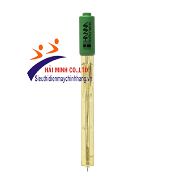 Điện cực ORP dạng gel thân PEI với cổng BNC HI3230B