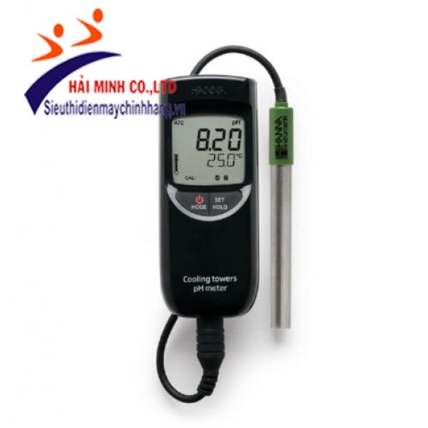 Máy đo pH/Nhiệt độ HI99141