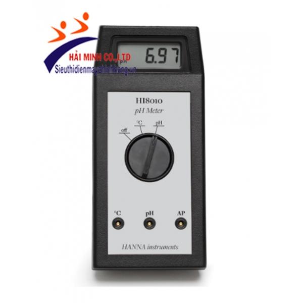 Máy đo pH trong trường học HI8010
