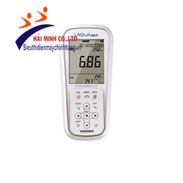 Máy đo pH/ORP cầm tay HORIBA D-72A-K