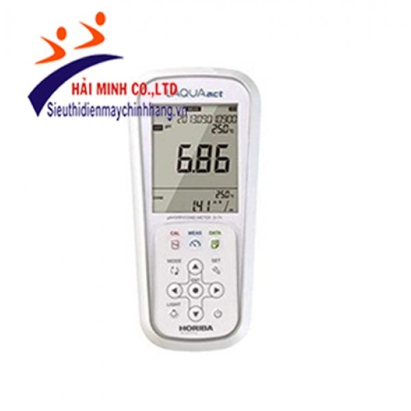 Máy đo pH cầm tay HORIBA D-71A-K