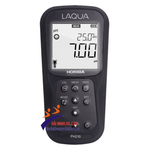 Máy đo pH/ORP cầm tay Horiba PH210M