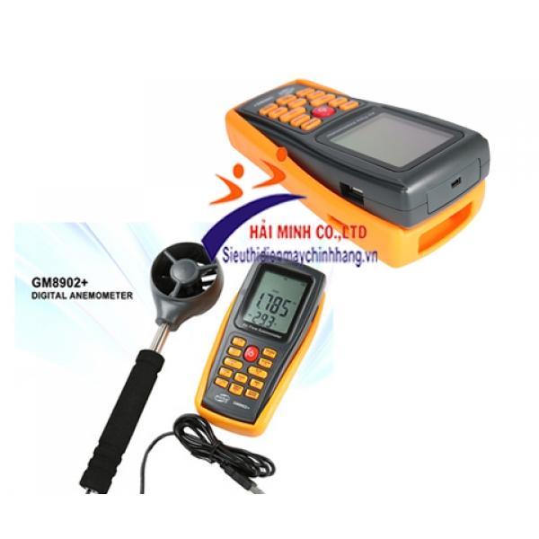 Máy đo tốc độ gió Benetech GM 8902+
