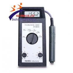 Máy Đo EC/TDS Cầm Tay Đa Thang Đo HI8033
