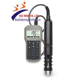 Máy Đo pH-ORP-EC-TDS-Độ Mặn-Trở Kháng-Áp Suất chống thấm nước HI98195