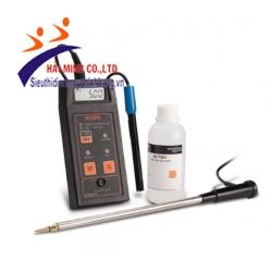 Máy đo độ dẫn trực tiếp trong đất và nước HI993310