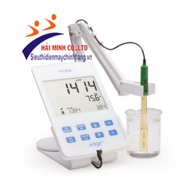 Máy Đo EC/TDS/Độ Mặn/Nhiệt Độ HI2003-02