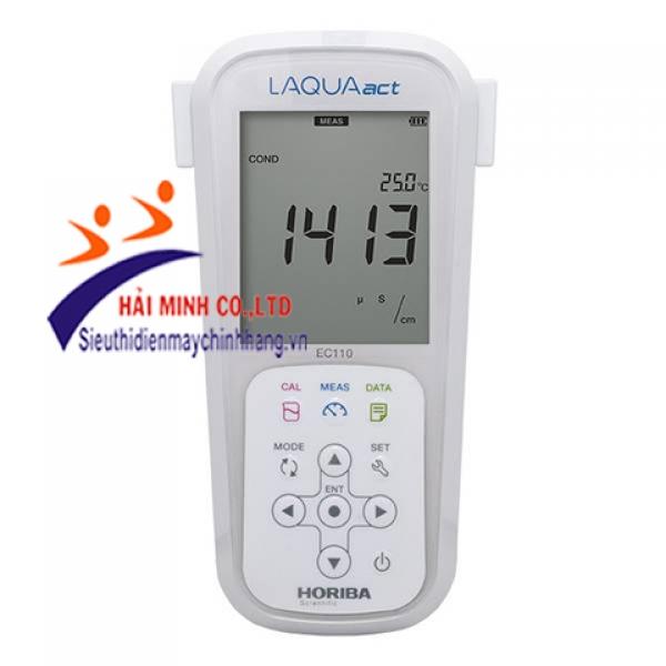 Máy đo đa chỉ tiêu Horiba EC110