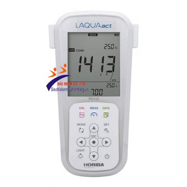 Máy đo đa chỉ tiêu Horiba PC110