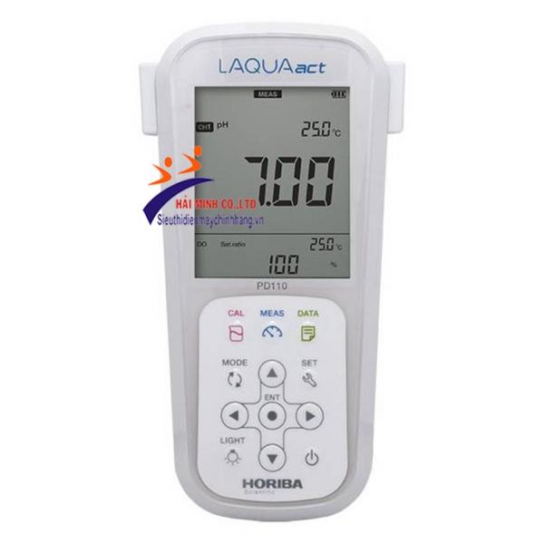 Máy đo đa chỉ tiêu Horiba PD110-K