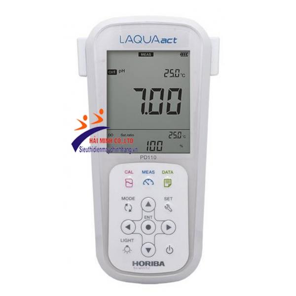 Máy đo đa chỉ tiêu Horiba PD110