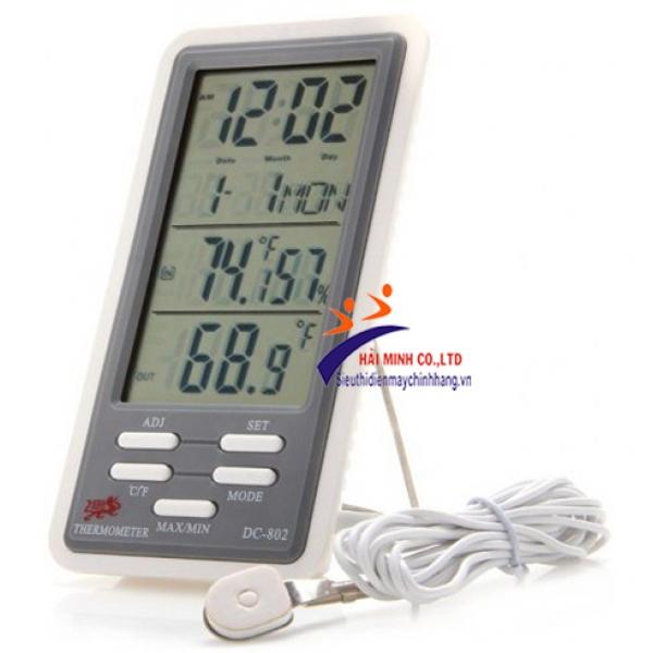 Máy đo nhiệt độ độ ẩm Laserliner DC802