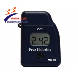 Máy quang phổ đo Chlorine tự đo Milwaukee MW10