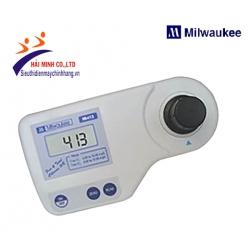 Máy quang phổ đo pH/Chlorine tự do và tổng Milwaukee Mi411
