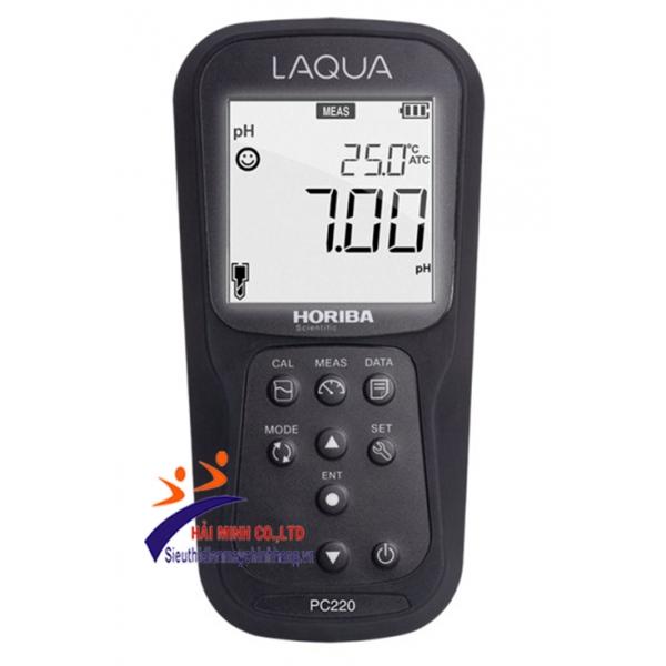 Máy đo đa chỉ tiêu Horiba PC220-K