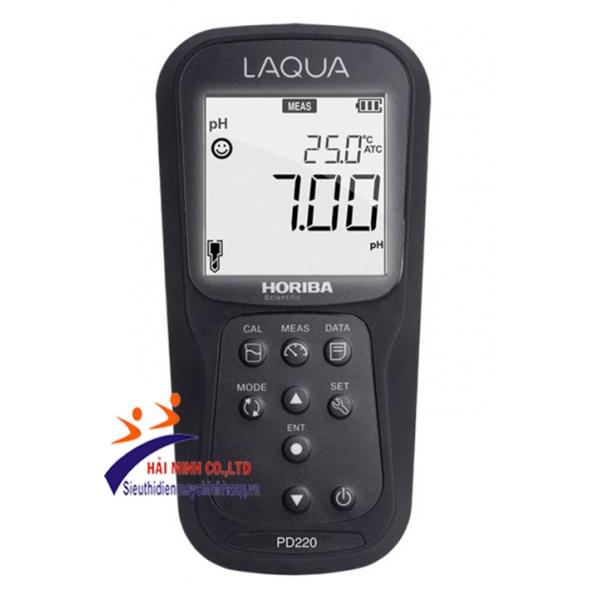 Máy đo đa chỉ tiêu Horiba PD220-K