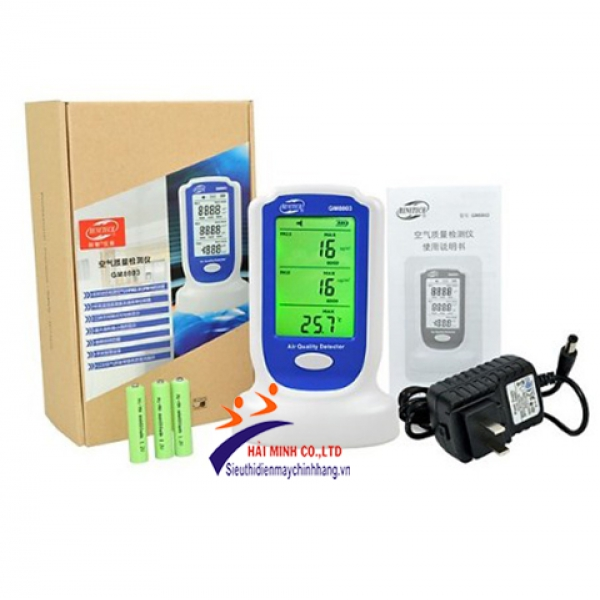 Máy đo chất lượng không khí GM 8803
