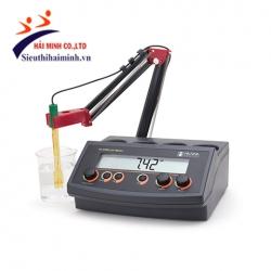 Máy đo pH/mV để bàn Hanna HI2209-02