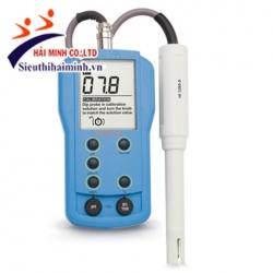 Máy đo pH/EC/TDS/Nhiệt độ Hanna HI9811-5