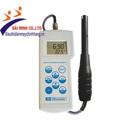 Máy đo EC/TDS/Độ mặn/Nhiệt độ cầm tay MILWAUKEE Mi306