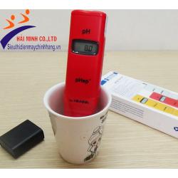 Máy đo độ pH hãng Hana HI98107