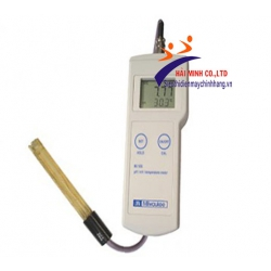 Máy đo pH-mV-nhiệt độ cầm tay Milwaukee MI 106