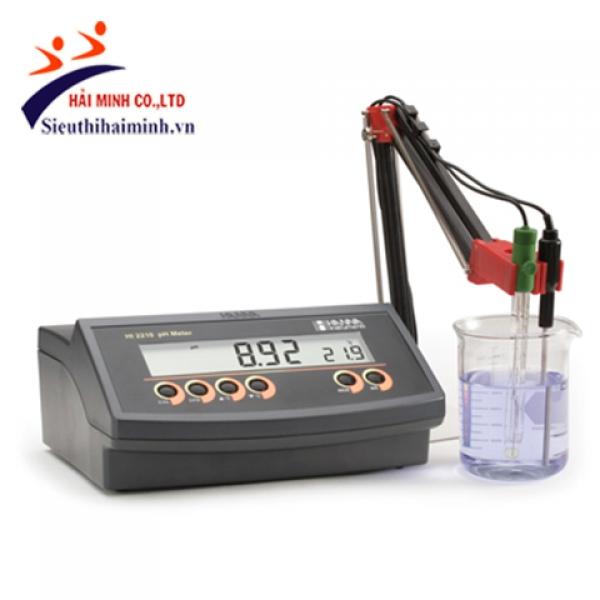 Máy đo pH/mV/Nhiệt độ Hanna HI2223-02