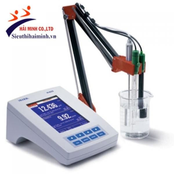 Máy đo pH/ORP/ISE/Nhiệt độ để bàn Hanna HI4222-02