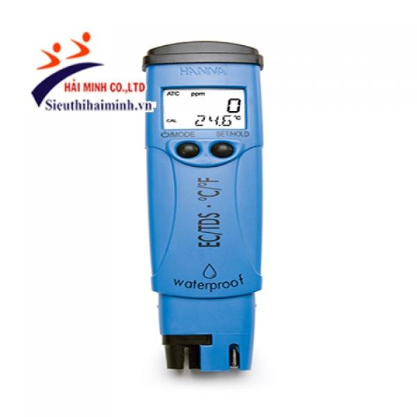 Bút đo EC/TDS/Nhiệt độ DiST® 6 Hanna HI98312