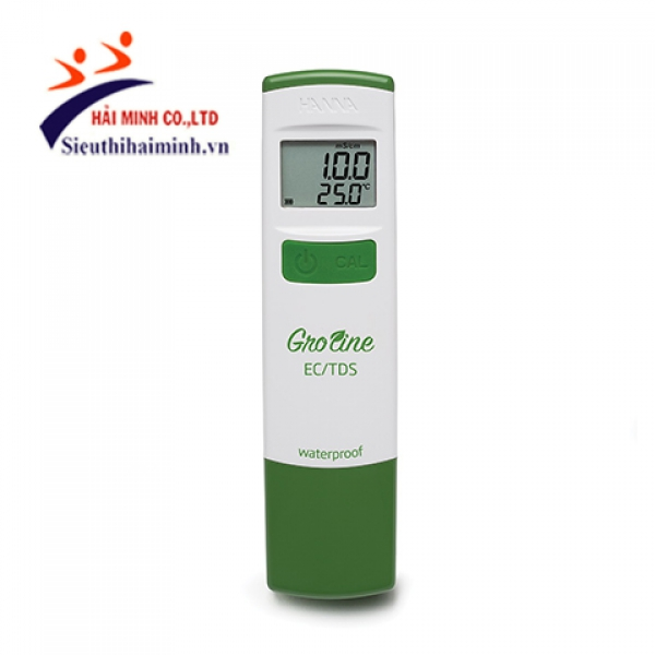 Bút đo EC/TDS/Nhiệt độ (ppm) Hanna HI98318