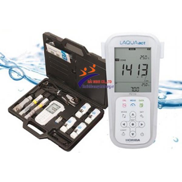 Máy đo pH cầm tay Horiba PH110