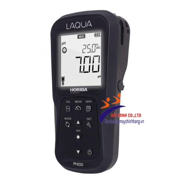 Máy đo pH cầm tay Horiba PH220-K