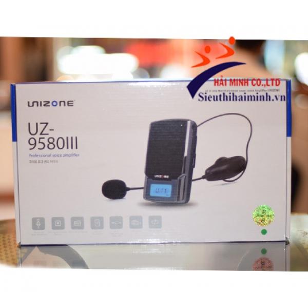 Máy trợ giảng không dây Unizone UZ-9580 III F3