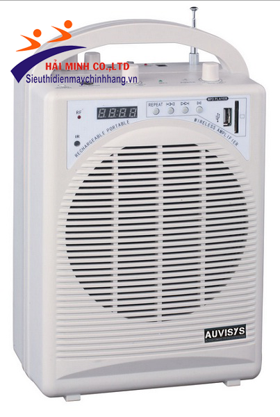 Máy trợ giảng Auvisys AM-20UDFM cao cấp