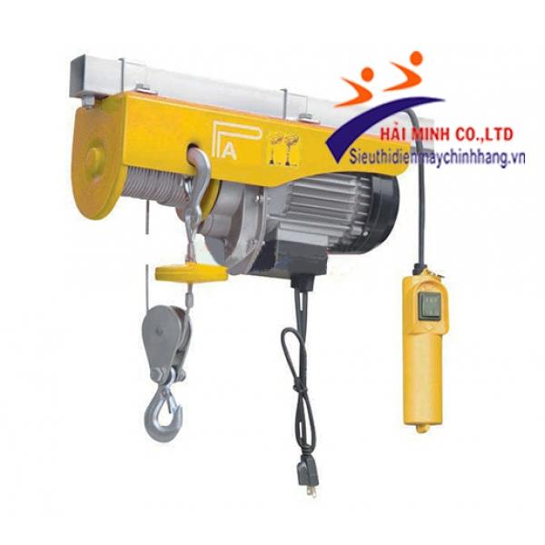 Tời điện mini HUGO PA300-30m 30 mét