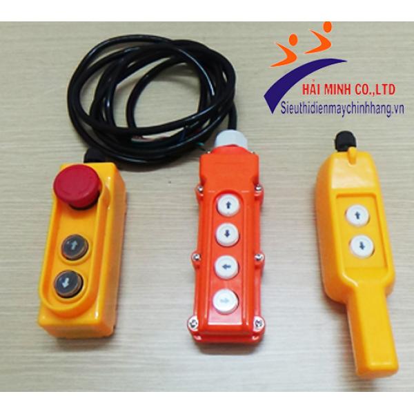 Tay bấm điều khiển tời điện 200 – 500