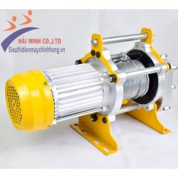 Tời kéo mặt đất KDJ 750-1500