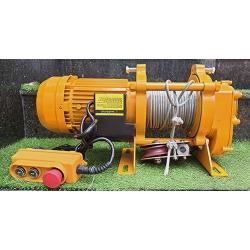 Máy tời điện nhanh Yamafuji 150-300kg