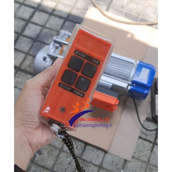 Tời kéo điều khiển từ xa Yamafuji CD-K1 500-1000