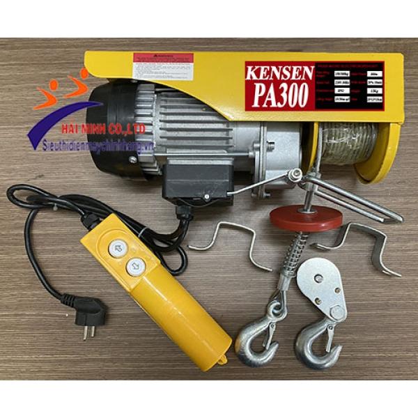 Tời điện Kensen PA300 - 300 kg