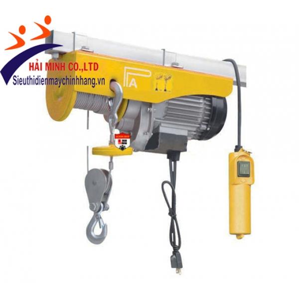 Tời điện mini HUGO PA600-30m 30 mét