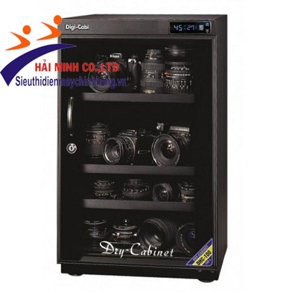 Tủ chống ẩm Dry-Cabi DHC-100