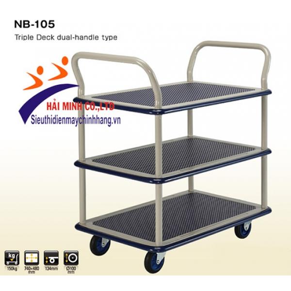 Xe đẩy hàng Prestar NB-105