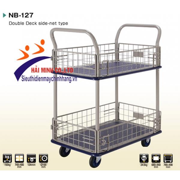 Xe đẩy hàng Prestar NB-127