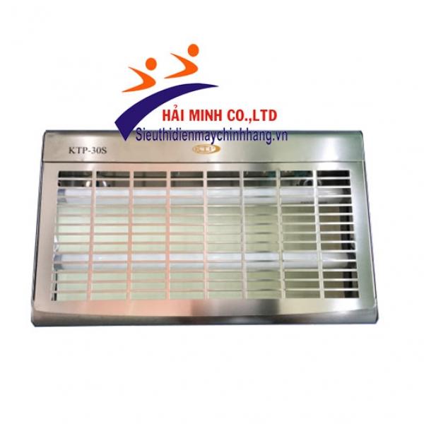 Đèn bắt côn trùng KTP 30S (keo dính)