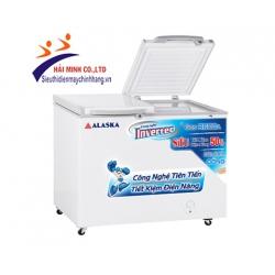 Tủ đông mát inverter Alaska FCA-3600CIdàn đồng