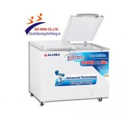 Tủ đông mát inverter Alaska FCA-4600CI dàn đồng